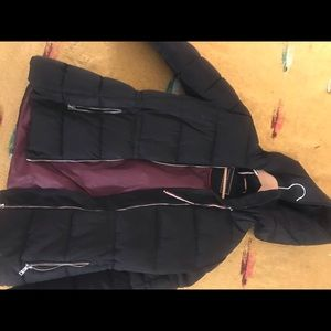 Tommy Hilfiger Ski puffer coat , like new,